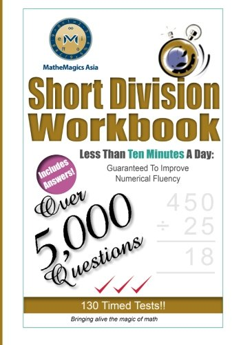 Short Division Workbook