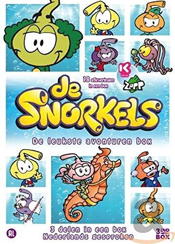 DVD - Snorkels - De leukste avonturen box (1 DVD)