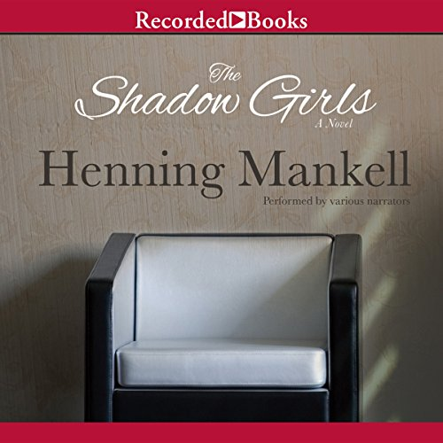 The Shadow Girls audiobook cover art