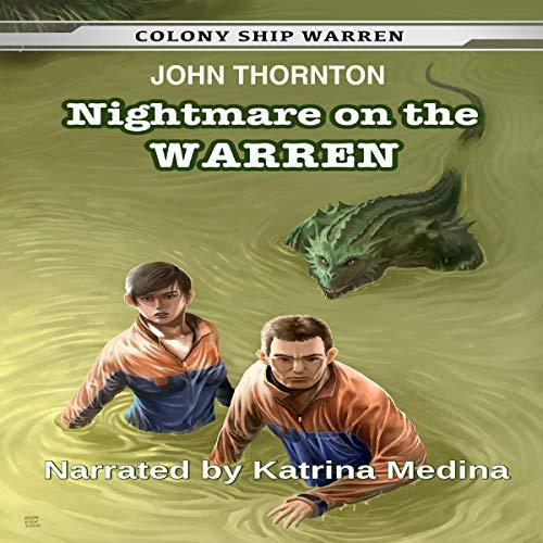 Nightmare on the Warren cover art