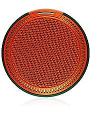 FunSounds RedSun (Bluetooth4.1 スピーカー) 【高級オーディオパーツ使用/IPX5相当防水性能/有線AUX接続対応/ハンズフリー対応/メーカー保証1年/技適取得済】(リズム系の音楽に最適)