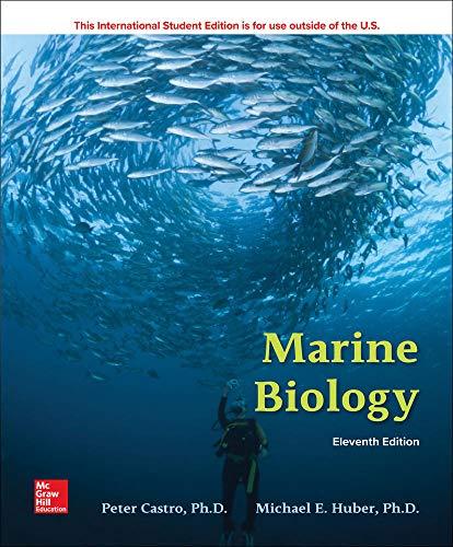 Marine Biology 11th Edition