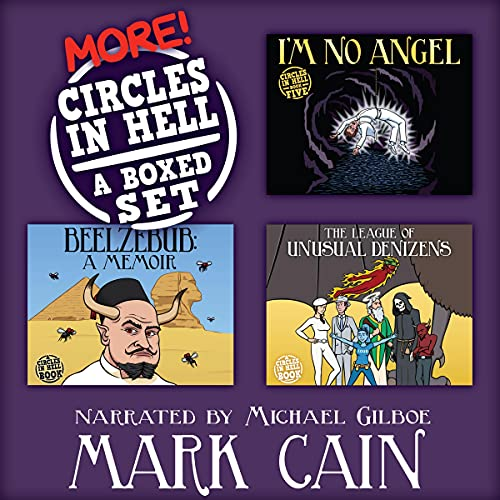 More Circles in Hell Audiobook By Mark Cain cover art