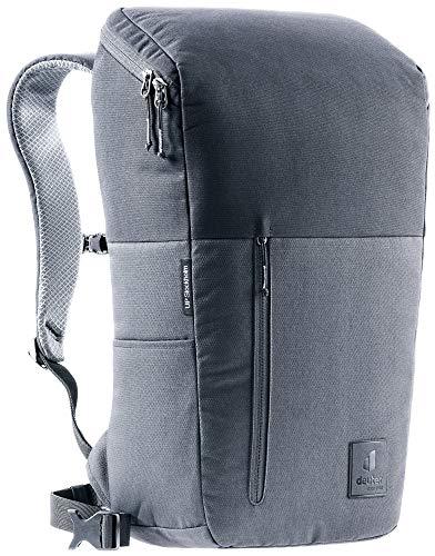 deuter Unisex – Adult UP Stockholm Urban Backpack, Black, 22 L
