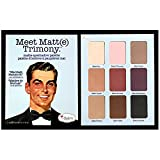 (3 Pack) theBalm Meet Matt(e) Trimony Eyeshadow Palette - 9 Shades
