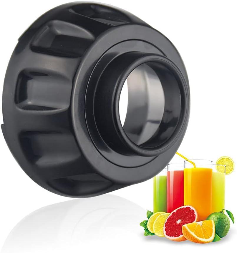 Juicer End Cap by Ohoho - Compatible with Omega juicers 8006 - Fits Models 8006 8004 8005 (Black) (1)