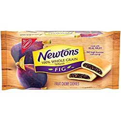 Newtons 100% Whole Grain Wheat Soft & Fruit Chewy Fig Cookies, 10 oz Pack