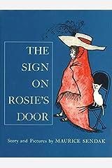 The Sign on Rosie's Door Hardcover