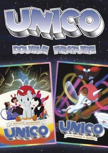 The Fantastic Adventures Of Unico / Unico In The Island Of Magic