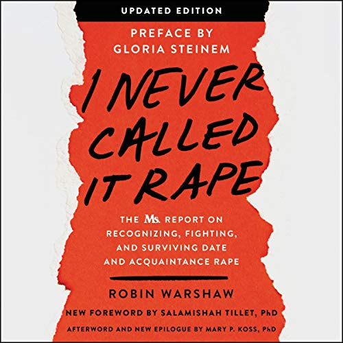 I Never Called It Rape - Updated Edition cover art