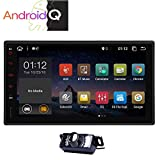 EINCAR Double 2 Din Android 10.0 Car Stereo 7 Inch GPS Navigation Car Video Player in Dash Car Radio...
