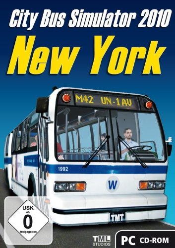City Bus Simulator 2010  - New York