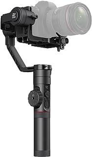 Zhiyun Crane 2 - Estabilizador de 3 ejes  con control motor para cámaras Reflex o EVIL (batería de hasta 18h de duración soporta entre 500-3200g de peso) color negro