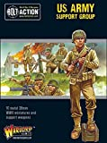 Warlord Games, Bolt Action, US Army Support Group
