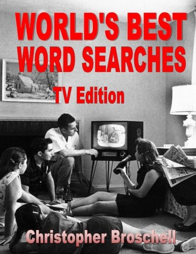 250 Best TV Word Searches
