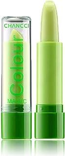 Agua caliente resistente Olor Afrutado mágica cambiable del color del lápiz labial Lip Cream