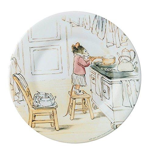 Petit Jour Paris Mimmi et motifs dans la cuisine Assiette en mélamine