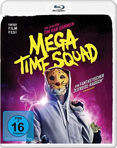 Mega Time Squad [Blu-ray]