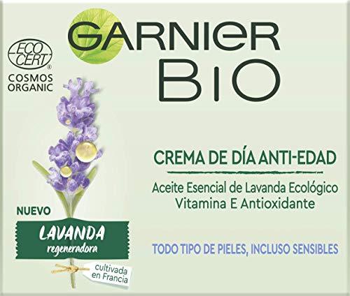 Garnier BIO Crema Antiedad Regeneradora con Aceite Esencial