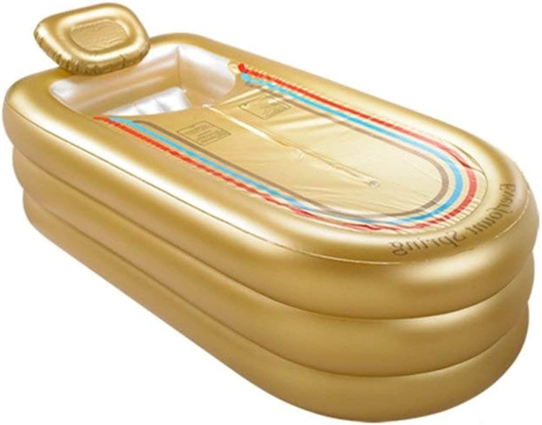 ZAQXSW Erhhen Sie die Lnge der aufblasbaren Badewanne