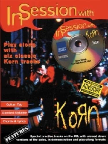 In Session With Korn: Guitar Play-along: (Guitar Tab)
