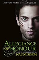 Allegiance of Honour: Book 15 (The Psy-Changeling Series)