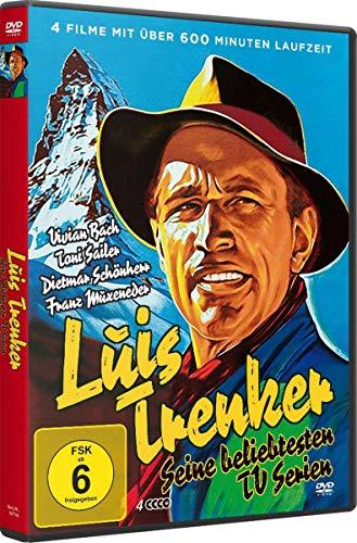 Luis Trenker - Seine beliebtesten TV-Serien (4 DVDs)
