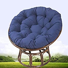 Fauteuil Relax Coussin, Coussin Fauteuil Rotin, Coussin Rocking Chair Adulte, Coussin Chaise Rotin, Rond Coussin de…