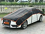 CAR Cover Hail Protector for SEDANS Hail Storm Stone Snow Strong AUTO Guarding 6 MM Thickness 242cm x 500cm Length Portable Tarpaulin
