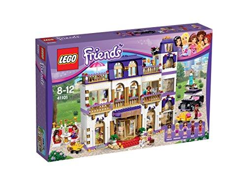 LEGO Friends - El Gran Hotel de Heartlak...