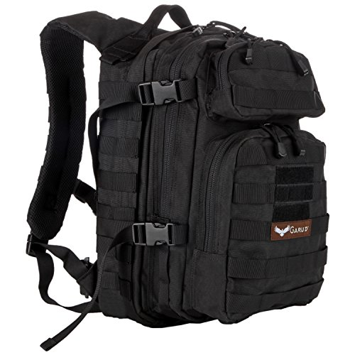 Give a tactical backpack as a unique letter T gift idea