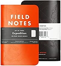 Field Notes Expedition 3Pk