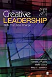 Book cover: Creative Leadership