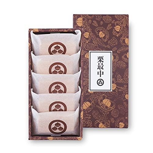 小布施堂 栗最中5個入(35g×5)
