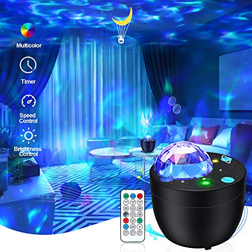 Extra $15 off Galaxy Projector Clip the Extra $15 off Coupon & add lightning deal price