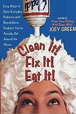 Image of Clean It! Fix It! Eat. Brand catalog list of Prentice Hall Press.