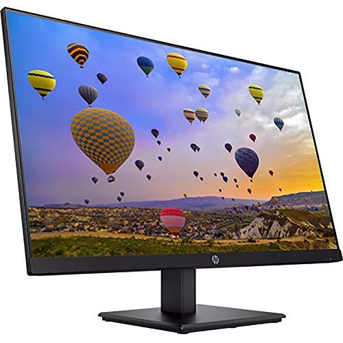 "HP P Series P274   27"" Monitor   Low Blue Light   HD IPS Screen   Black   5QG36A8"