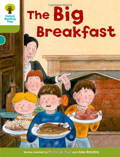 Oxford Reading Tree: Level 7: More Stories B: The Big Breakfastの詳細を見る