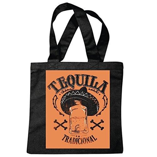 Tasche Umhängetasche Tequila Mexikaner Mexikaner Hut MEXIKO New York City Amerika California USA Route 66 BIKERSHIRT NY Motorcycle NYC Liberty VEREINIGTE Staaten Bronx Brooklyn LOS Angeles Manhattan