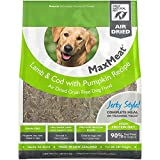 Only Natural Pet MaxMeat Holistic Grain-Free Air Dried Dry Dog Food - Made with Real Meat - Lamb & Cod with Pumpkin & Parsley 7.5 lb