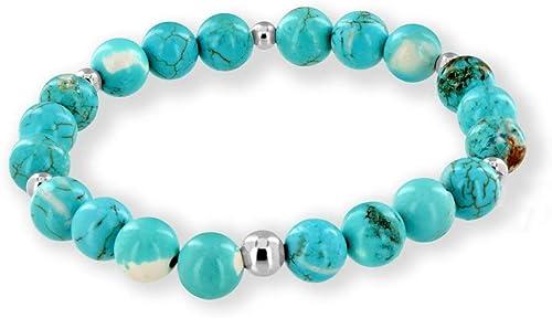Believe London Gemstone Healing Chakra Bracelet Anxiety Crystal Natural Stone Men Women Stress Relief Reiki Yoga Diff...