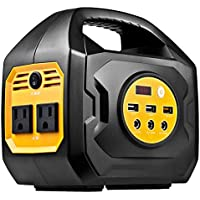 ExpertPower 200 Watt Portable Generator with 110VAC Outlets