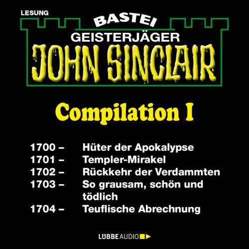 John Sinclair Compilation I audiobook cover art