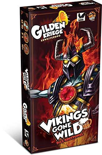 Corax Games Vikings Gone Wild - Gildenkriege Erweiterung Brettspiel deutsch