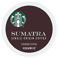Keurig Starbucks Sumatra Dark Roast 16-Count K-Cups
