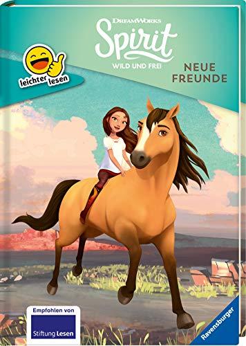 Dreamworks Spirit Wild und Frei: Neue Freunde (Erstleser- leichter Lesen)