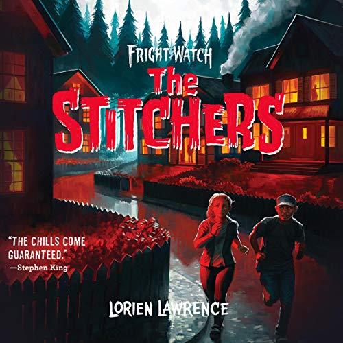 The Stitchers cover art