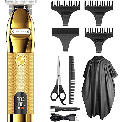 Hair Trimmer Barber Ace, OriHea barber pro, USB inalámbrico recargable electric pro...