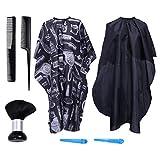 Juego de corte de pelo de 7 piezas Juego de peluquería profesional para peluquero