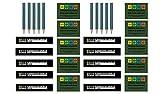 Petling Refill Set - Logbücher und Aufkleber - Wartungsset